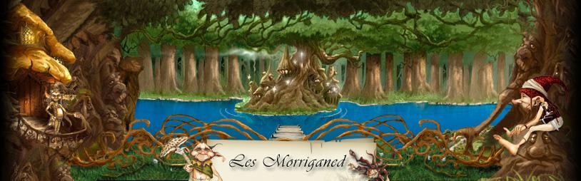 Morriganed